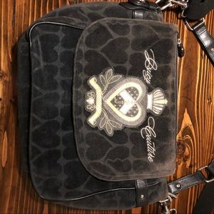 Juicy Couture messenger bag